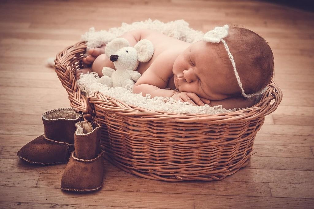 A quel moment prévoir une séance photo avec son nouveau-né ?